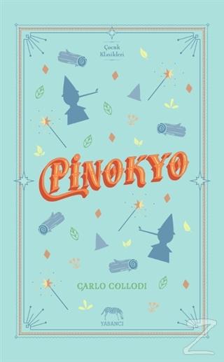 Pinokyo (Ciltli) Carlo Collodi