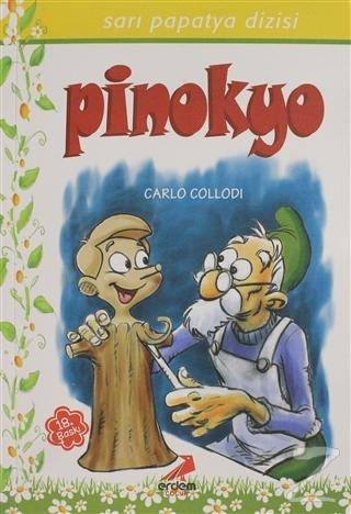 Pinokyo - Sarı Papatya Dizisi