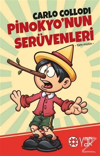 Pinokyo'nun Serüvenleri Carlo Collodi