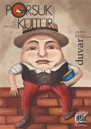 Porsuk Kültür ve Sanat Dergisi Sayı: 40 Ağustos 2021