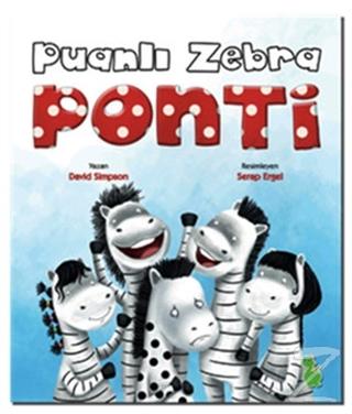 Puanlı Zebra Ponti (Ciltli)