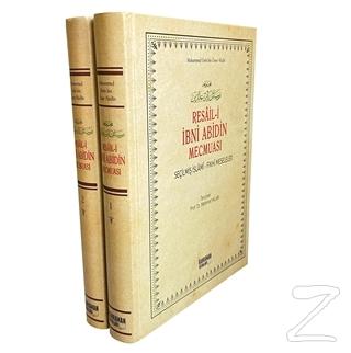 Resaili İbni Abidin Mecmuası ( 2 Kitap Takım ) (Ciltli)
