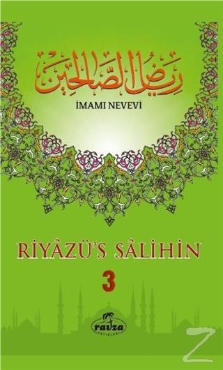 Riyazü's Salihin (3 Cilt Takım, Ciltli, 2. Hamur)