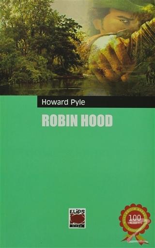 Robin Hood - %24 indirimli  - Howard Pyle - Elips Kitap  - Çocuk Kitap