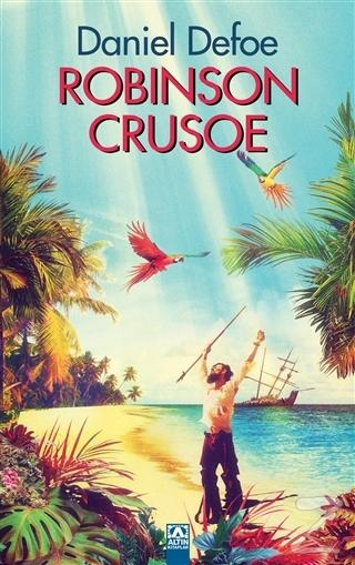 Robinson Crusoe (Ciltli) Daniel Defoe