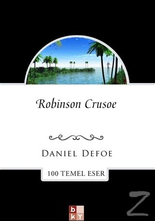 Robinson Crusoe - %25 indirimli  - Daniel Defoe - Babıali Kültür Yayın