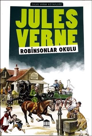 Robinsonlar Okulu - Jules Verne Kitaplığı Jules Verne