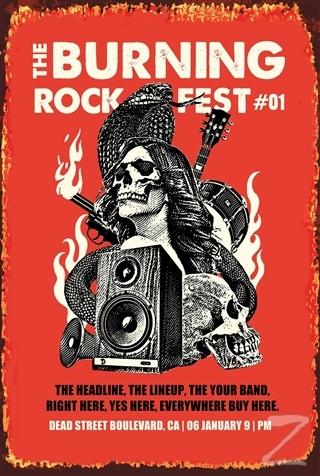 Rock Poster