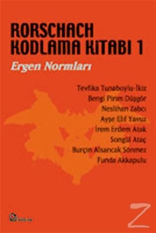 Rorschach Kodlama Kitabı 1 Ergen Normları