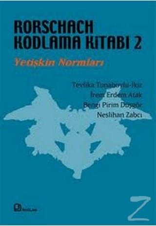 Rorschach Kodlama Kitabı 2 - Yetişkin Normları
