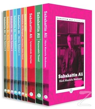 Sabahattin Ali Kitaplığı Seti Kutulu (10 Kitap Takım) Sabahattin Ali