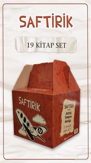 Saftirik Serisi Tam Set (19 Kitap Takım) (Ciltli)