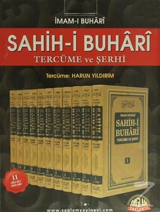 Sahih-i Buhari Tercüme ve Şerhi (11 Cilt Takım) (Ciltli)