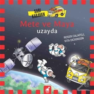 Sarı Karavan - Mete ve Maya Uzayda