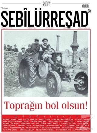Sebilürreşad Dergisi Sayı: 1032 Eylül 2018