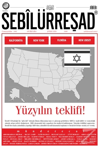 Sebilürreşad Dergisi Sayı: 1049 Şubat 2020