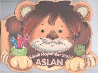 Aslan - Şekilli Hayvanlar Serisi