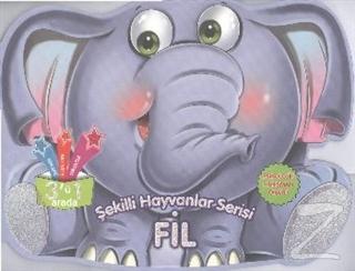 Fil - Şekilli Hayvanlar Serisi
