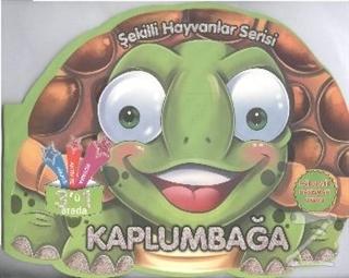 Kaplumbağa - Şekilli Hayvanlar Serisi