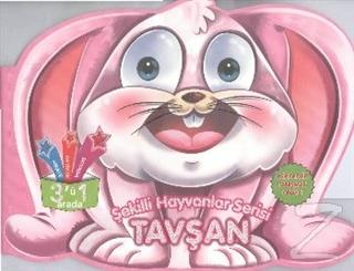 Tavşan - Şekilli Hayvanlar Serisi