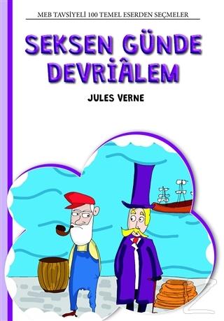 Seksen Günde Devrialem Jules Verne