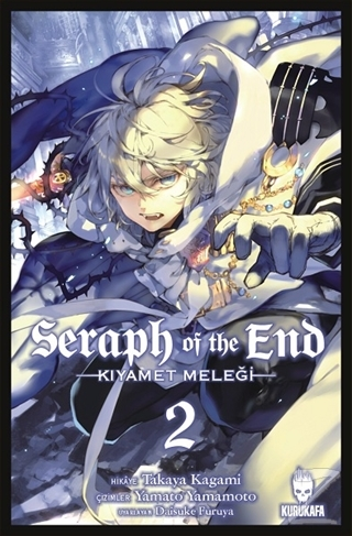 Seraph of the End - Kıyamet Meleği - Cilt 2