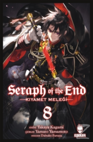 Seraph of the End - Kıyamet Meleği - Cilt 8