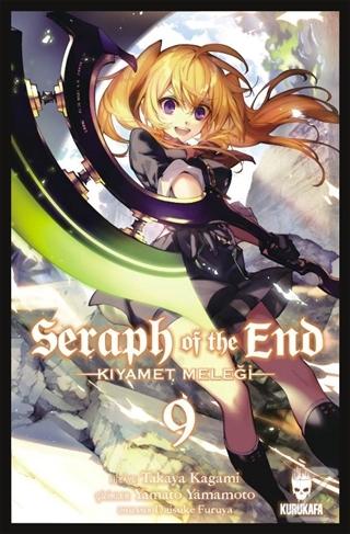 Seraph of the End - Kıyamet Meleği - Cilt 9 Takaya Kagami