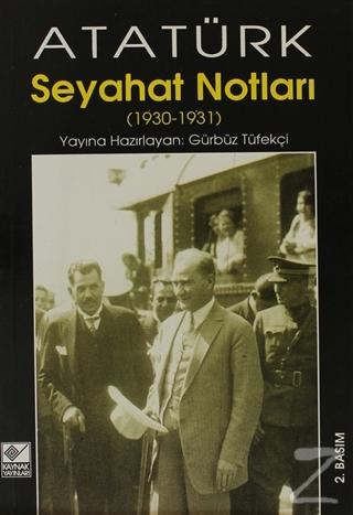 Seyahat Notları (1930-1931)