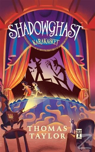 Shadowghast - Karakasvet (Bez Cilt-Şömizli) (Ciltli)