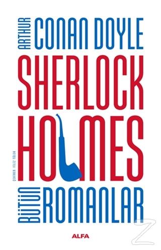 Sherlock Holmes Bütün Romanlar (Ciltli)