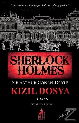 Sherlock Holmes - Kızıl Dosya