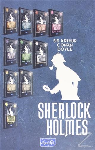 Sherlock Holmes Seti (10 Kitap Takım) Sir Arthur Conan Doyle