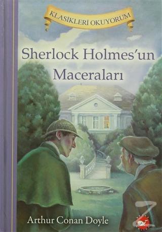 Sherlock Holmes'un Maceraları (Ciltli)