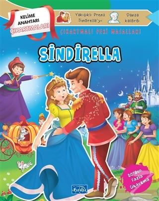Sindirella - Çıkartmalı Peri Masalları