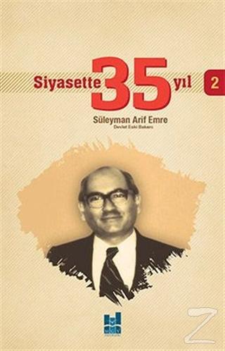 Siyasette 35 Yıl - 2