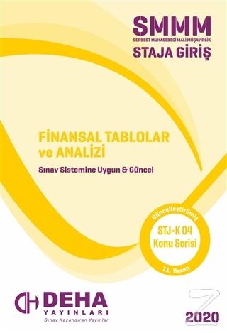 SMMM Staja Giriş - Finansal Tablolar ve Analizi