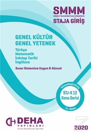 SMMM Staja Giriş - Genel Kültür Genel Yetenek