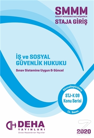 SMMM Staja Giriş - İş ve Sosyal Güvenlik Hukuku