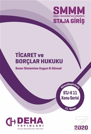 SMMM Staja Giriş - Ticaret ve Borçlar Hukuku