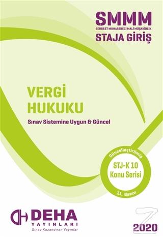 SMMM Staja Giriş - Vergi Hukuku