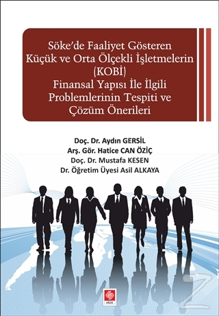 Söke'de Faaliyet Gösteren Küçük ve Orta Ölçekli işletmelerin (KOBİ) Finansal Yapısı ile İlgili Problemlerinin Tespiti ve Çözüm Önerileri