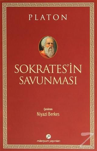 Sokrates'in Savunması Platon (Eflatun)