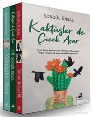 Songül Ünsal Seti (3 Kitap Takım)