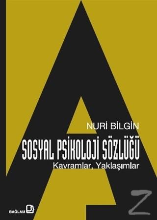Sosyal Psikoloji Sözlüğü (Ciltli)