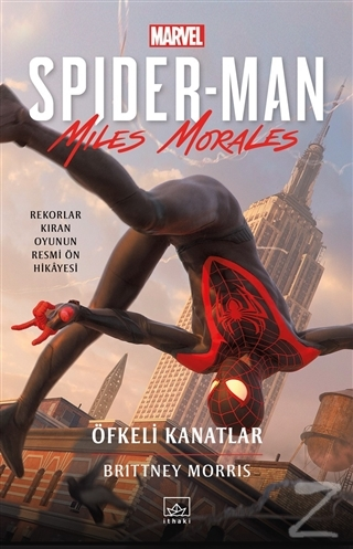 Spider-Man: Öfkeli Kanatlar