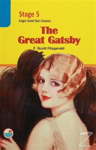 Stage 5 - The Great Gatsby (CD'li)