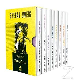 Stefan Zweig Seçme Eserler Seti (8 Kitap Takım)