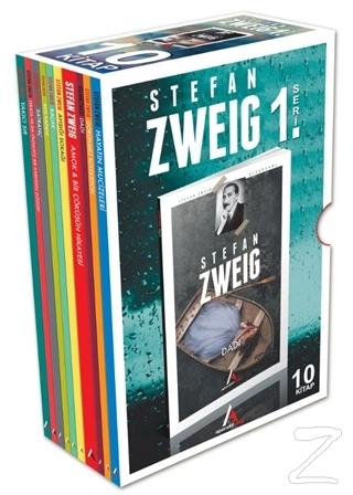 Stefan Zweig 10 Kitap (Set 1)