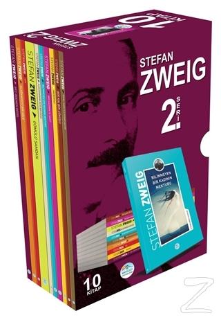 Stefan Zweig Seti 2. Seri (10 Kitap Takım Kutulu)